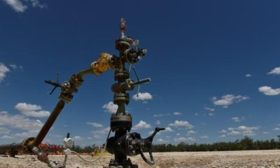 US-China trade war sends oil climbing