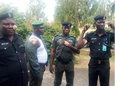 Ogun: Three kidnappers killed, four policemen injured in gun duel