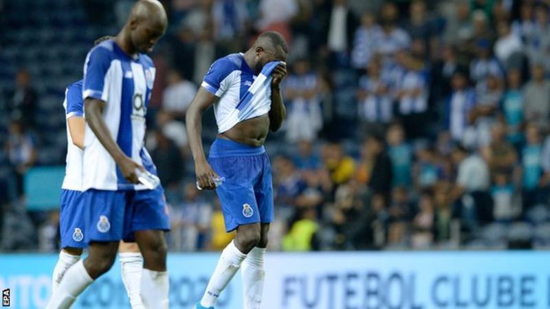 UEFA League: Porto knocked out; Ajax, Bruges progress