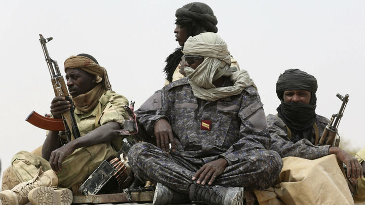 Report: Female suicide bomber kills soldier, 5 others in Chad