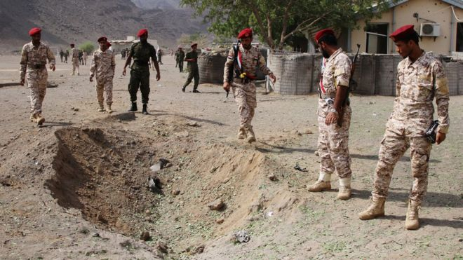 UN: African migrants among 20 civilians killed in attacks on Yemen
