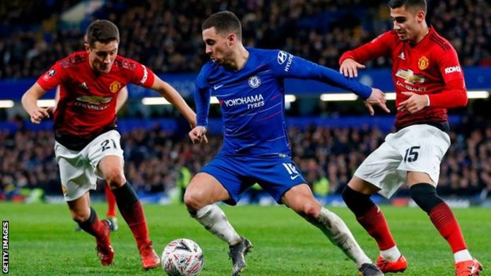 Carabao Cup: Its Chelsea v Man United, Liverpool v Arsenal in 4th Round