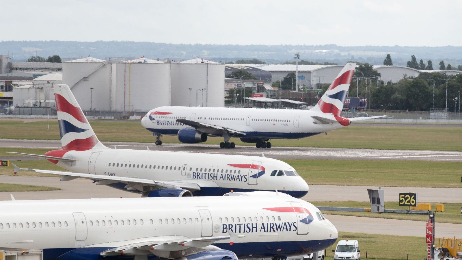 BA begins cancelling hundreds of flights ahead of further strike action