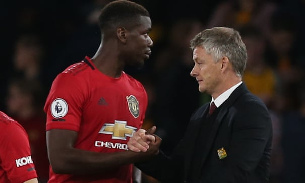 Ole: Pogba is at Man United for the long haul