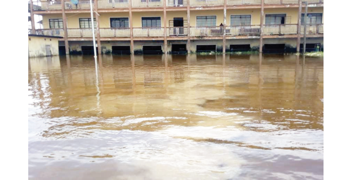 700 displaced as flood sacks Ondo community