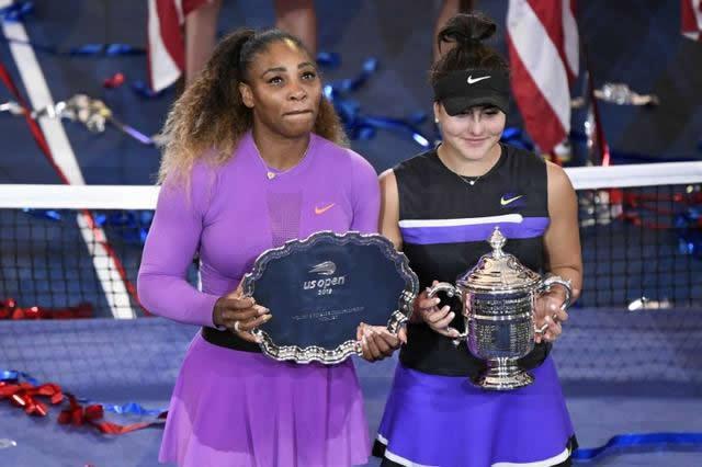 Andreescu embraces spotlight with US Open triumph