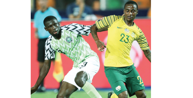 Friendlies:  NFF confirms Brazil for Eagles, targets more