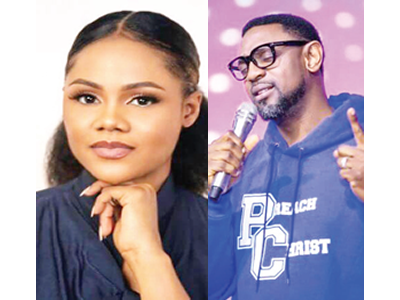 Busola Dakolo vows to appeal as court dismisses rape suit