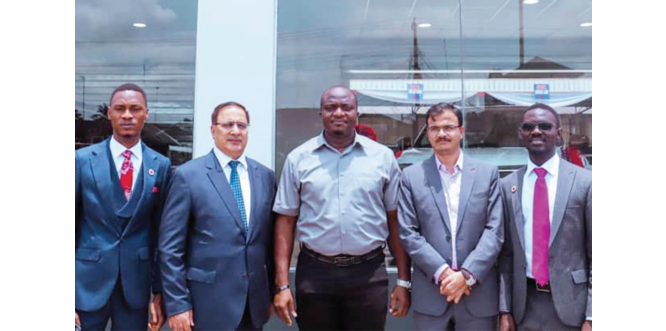 CIG Motors opens GAC showroom in Port-Harcourt