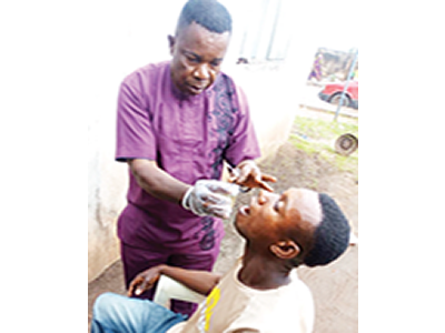 I inherited gift to cure ear, eye, tooth ailments from my dad –Traditional doctor