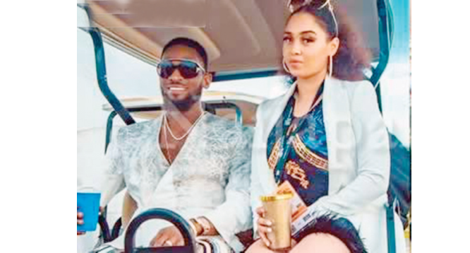 D'banj reportedly welcomes another son with wife