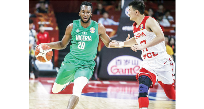 D'Tigers beat China, secure Olympic Games ticket