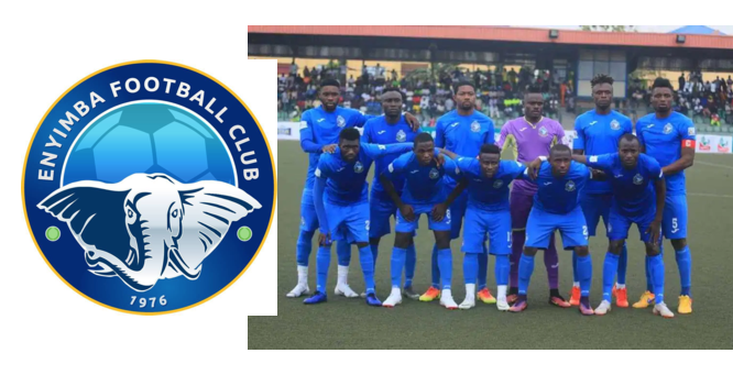 Enyimba target home win against San Pedro