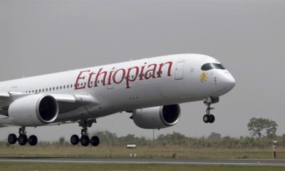Ethiopian Airlines flight makes emergency landing in Dakar, no casualties