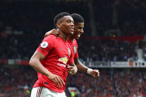 EPL: Ole issues Martial, Rashford warning