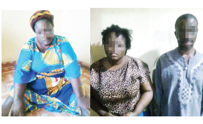 I sold three of my children, says member of alleged trafficking ring