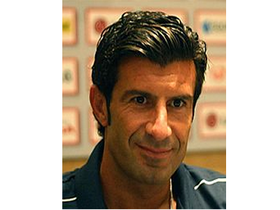 Figo to conduct draw for 1st Varsity Football World Cup