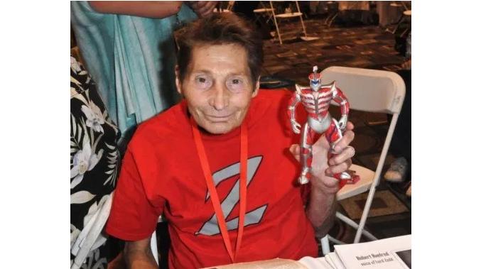 Mighty Morphin Power Rangers actor, Robert Axelrod, dies aged 70
