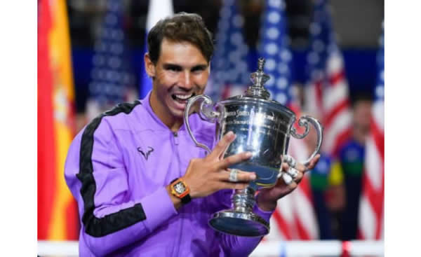 Nadal: Love of game, not Grand Slam record motivating me