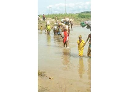 Again, bandits sack three communities in Niger