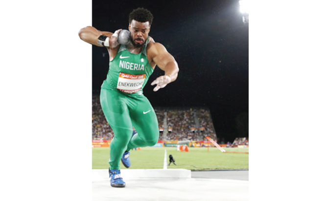 I'M READY FOR NOLLYWOOD ROLE  –AG GOLD MEDALIST, Enekwechi