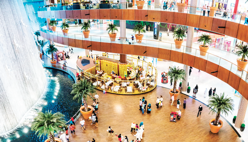 Dubai: Shoppers' delight