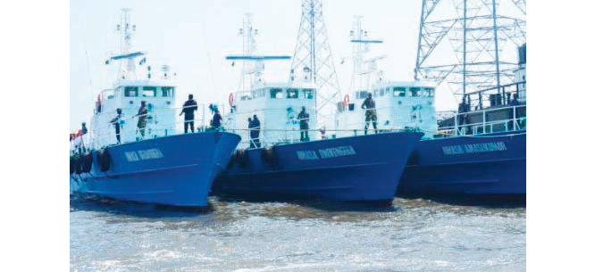 Criminals to forfeit ships, illegal proceeds to govt
