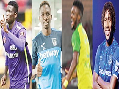 2019 Summer transfers: Top Eagles stars on the move