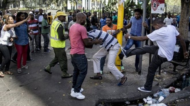 Xenophobia: SA minister demands better migration control