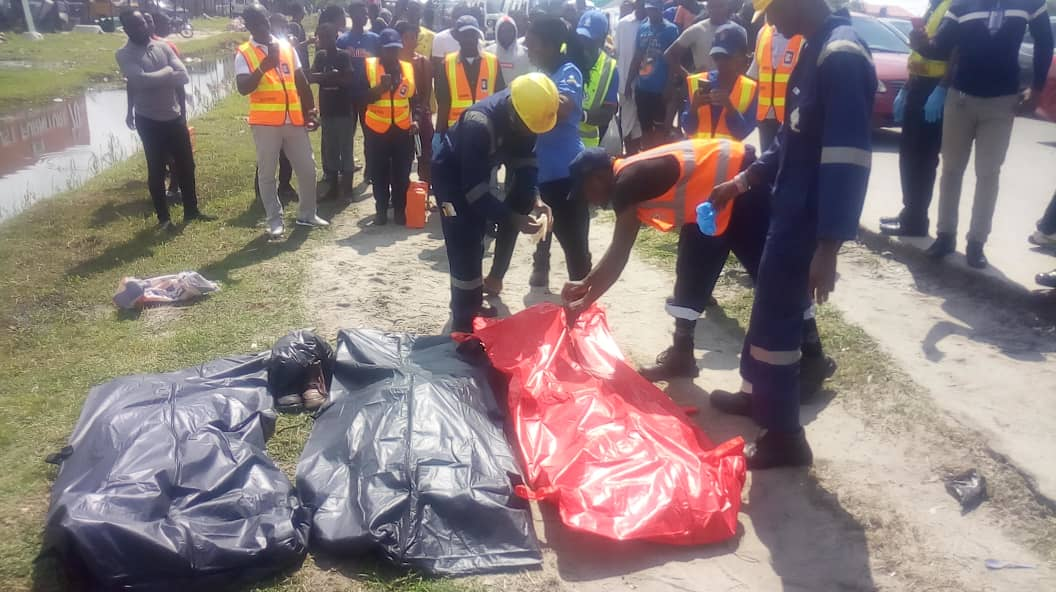 Fatal accident claims 3 lives in Lekki