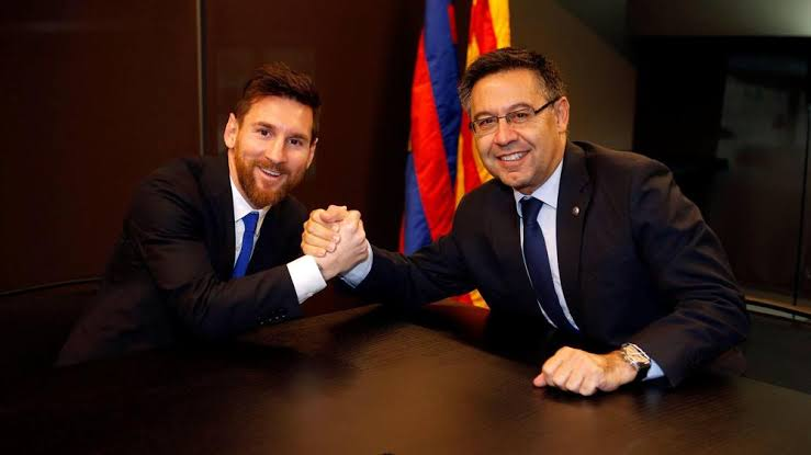 Messi can leave for free, says Barca President