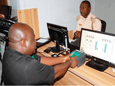 e-Registration: Nigeria, foreigners in a dilemma