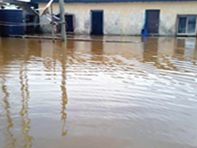 Flood: Be ready to vacate your homes, Lagos tells residents
