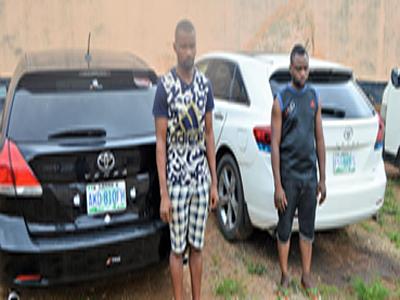 $4m internet fraud: EFCC arrests graduatein Lagos, 'Yahoo Boys' in Ibadan