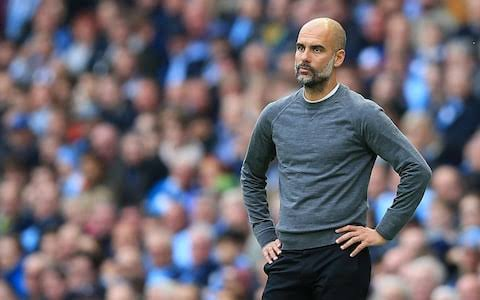 EPL: Guardiola defends players after shock Norwich defeat