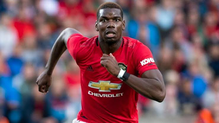 Man United contact Pogba's agent over new Old Trafford contract