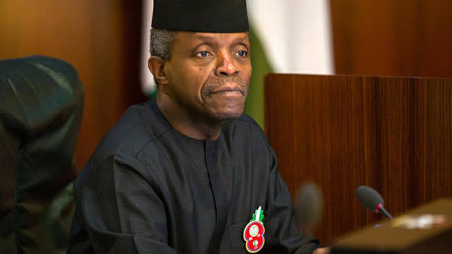 JUST IN: Osinbajo presides over National Economic Council meeting