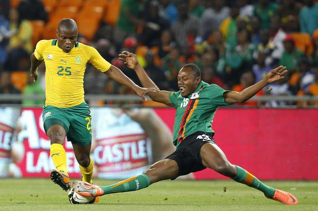 Zambia cancels S'Africa friendly over xenophobic attacks