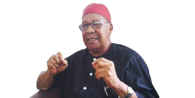 Civil war: No victor, no vanquished policy, a ruse –Mbazulike Amaechi