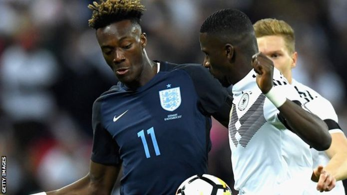 Euro 2020 qualifiers: England will walk off if they hear racist abuse – Tammy Abraham