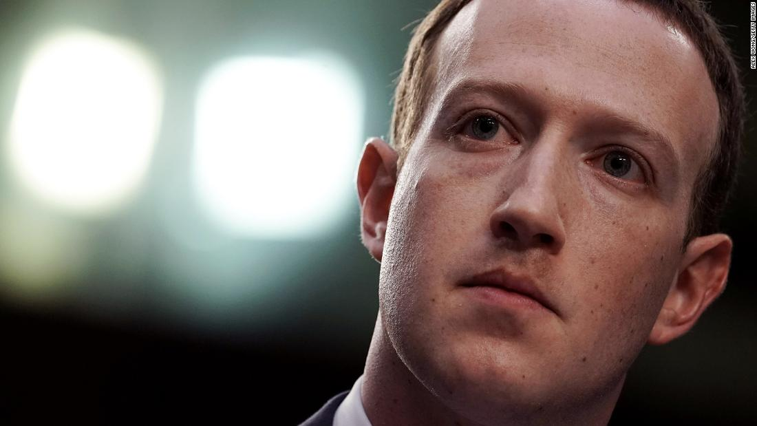 Mark Zuckerberg on billionaires: 'No one deserves to have that much money'