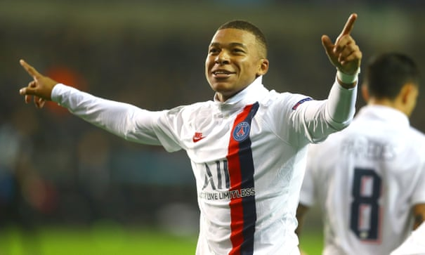 UEFA League roundup: Mbappé, Sterling score hat-trick in PSG, City routs