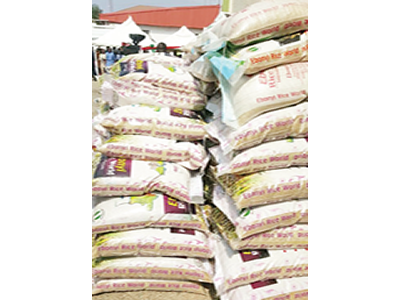 Yuletide: Report predicts likely rice scarcity