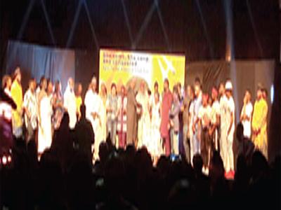 Agbarho Musical stage drama storms Abuja
