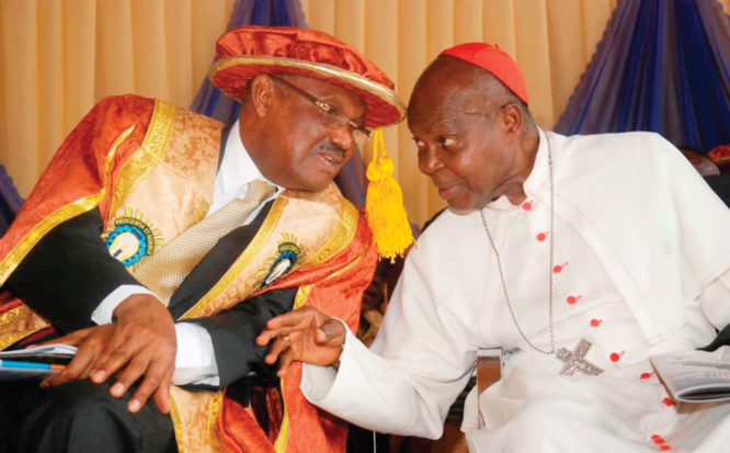 Insecurity, lack of amenities denying youths chance to start life –Archbishop Martins