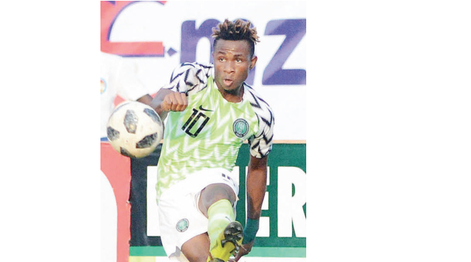 Unity, team spirit gave us victory over Lesotho – Chukwueze