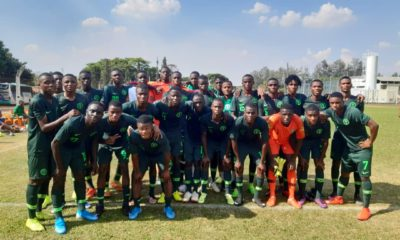 Eaglets get nothing as NFF dispatches players