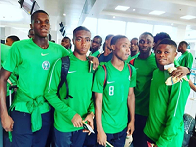 Eaglets shove aside Korea, ready for World Cup