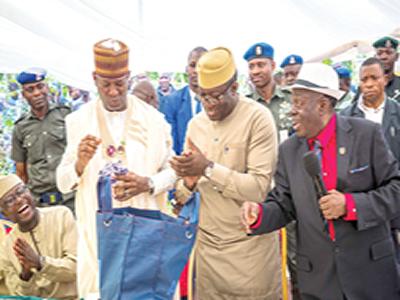 Ekiti: Fayemi walks his second term talk