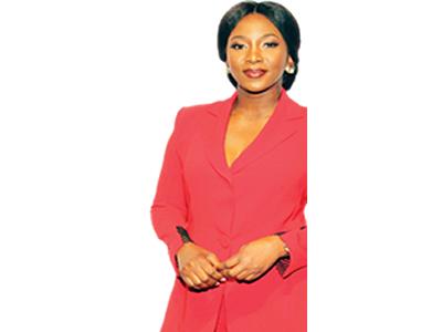 Genevieve Nnaji in happy mood as Lionheart gets Oscar nomination
